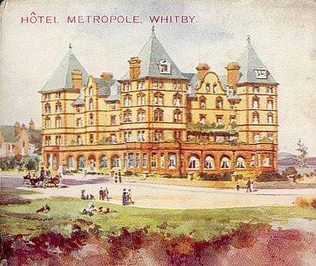 Metropole Towers Whitby old photo